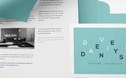 david-deneys-logo-branding-nombre-or-2side